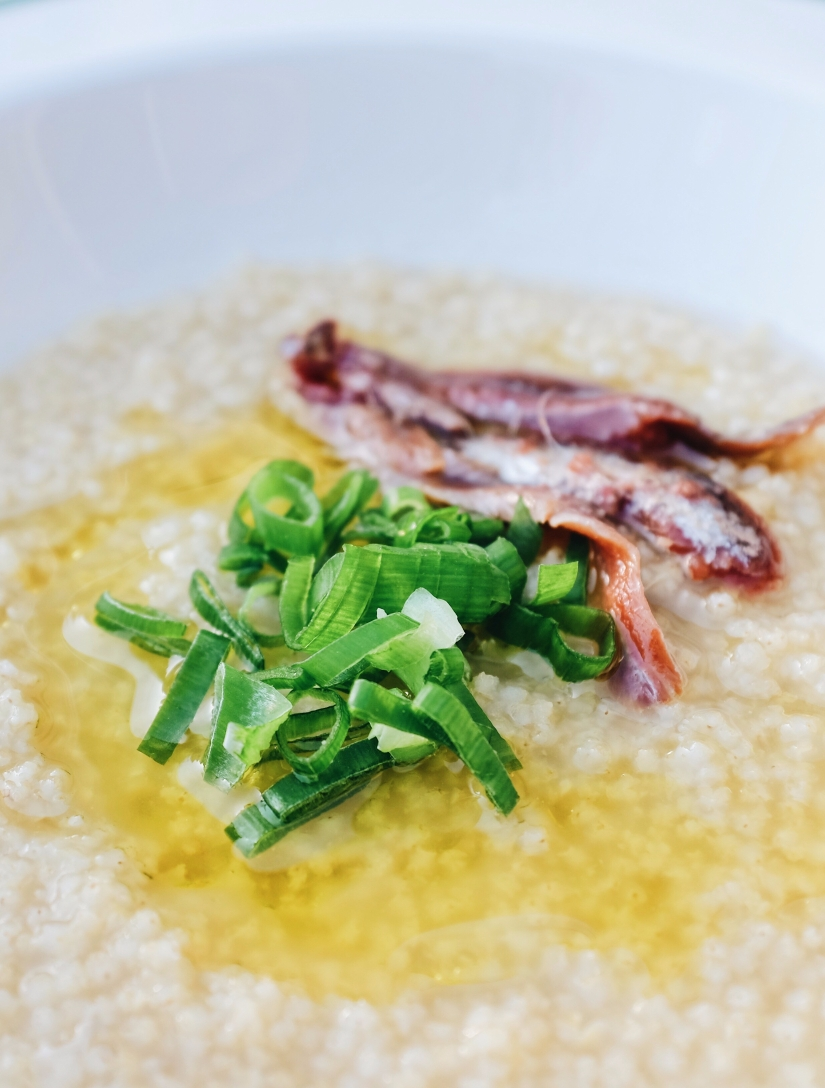 chinese congee porridge