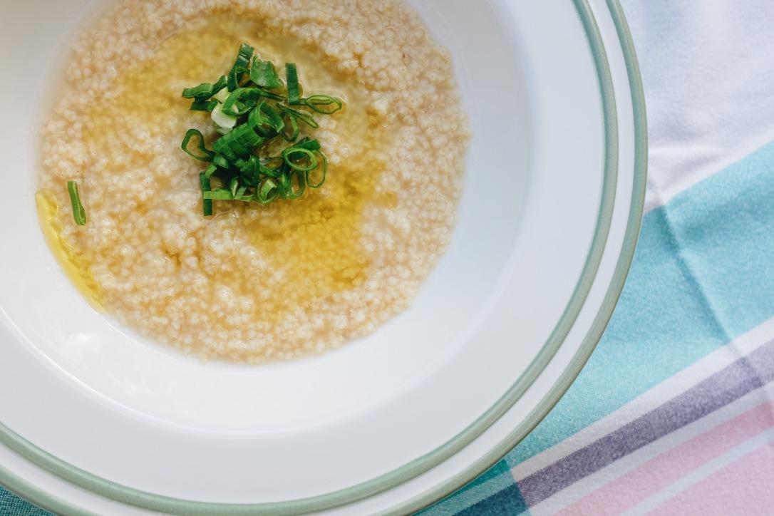 chinese congee porridge