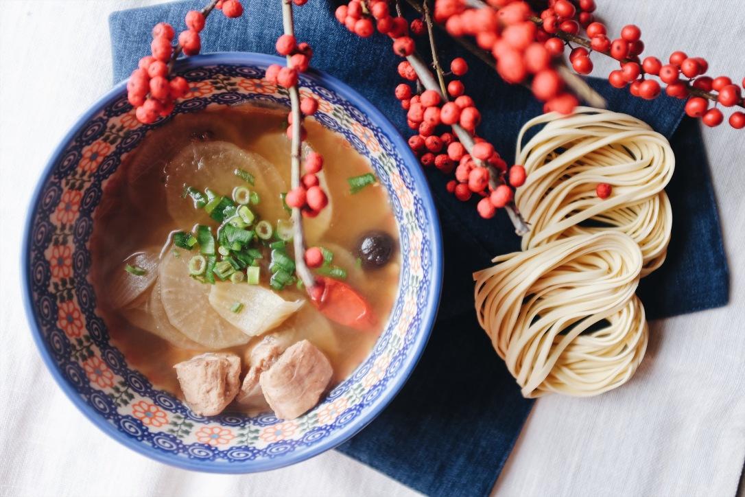 daikon beef soup