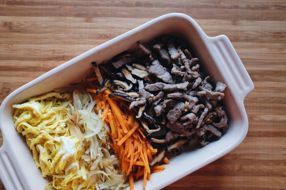 party dish korean japchae