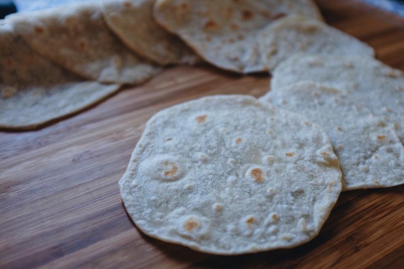 spring pancake 春饼