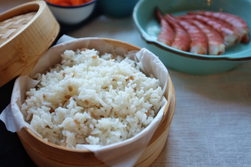 fried rice 揚州炒飯
